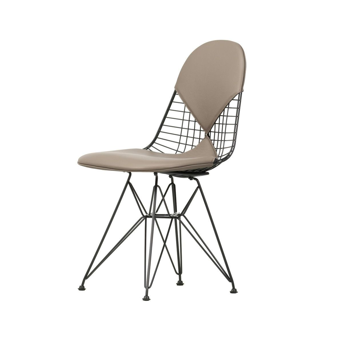 Eames wire chair dkr 2 silla al 43cm vitra - Sillas vitra precios ...
