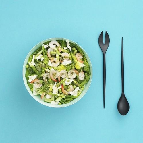 Normann Copenhagen - Krenit Salatbesteck