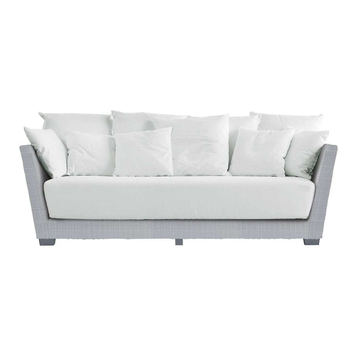 polyrattan sofa top er sofa aus polyrattan with. Black Bedroom Furniture Sets. Home Design Ideas