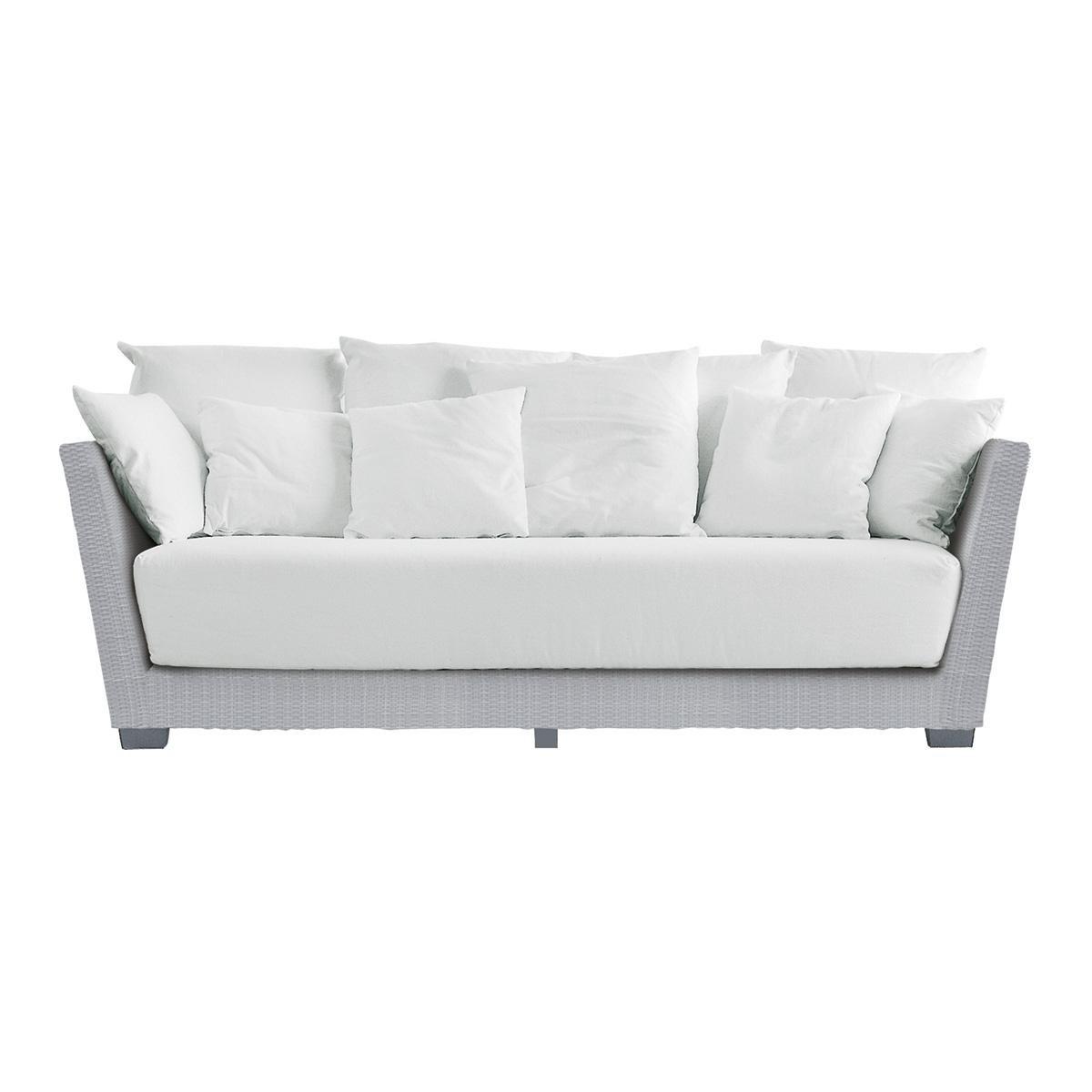gervasoni inout 503 poly rattan outdoor sofa ambientedirect rh ambientedirect com