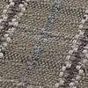 GAN - Garden Layers Big Roll Tartan Kissen - grün/Handwebstuhl/LxBxH 78x40x40cm