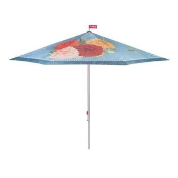 Fatboy - Fatboy Parasolasido Sonnenschirm - hellblau/gemustert/Ø350cm / H 265cm/Lieferung ohne Schirmständer