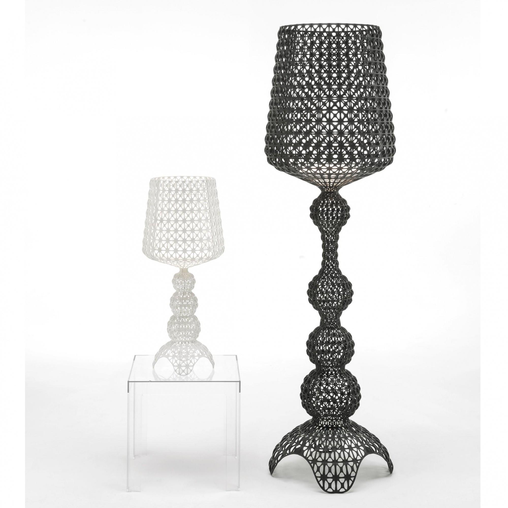 Kartell Kabuki Outdoor Led Floor Lamp H 165cm Ambientedirect