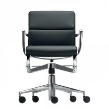 Alias - 427 Rollingframe+ low Tilt Soft Swivel Chair
