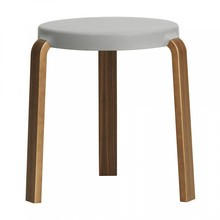 Normann Copenhagen - Tap Stool Walnut Base