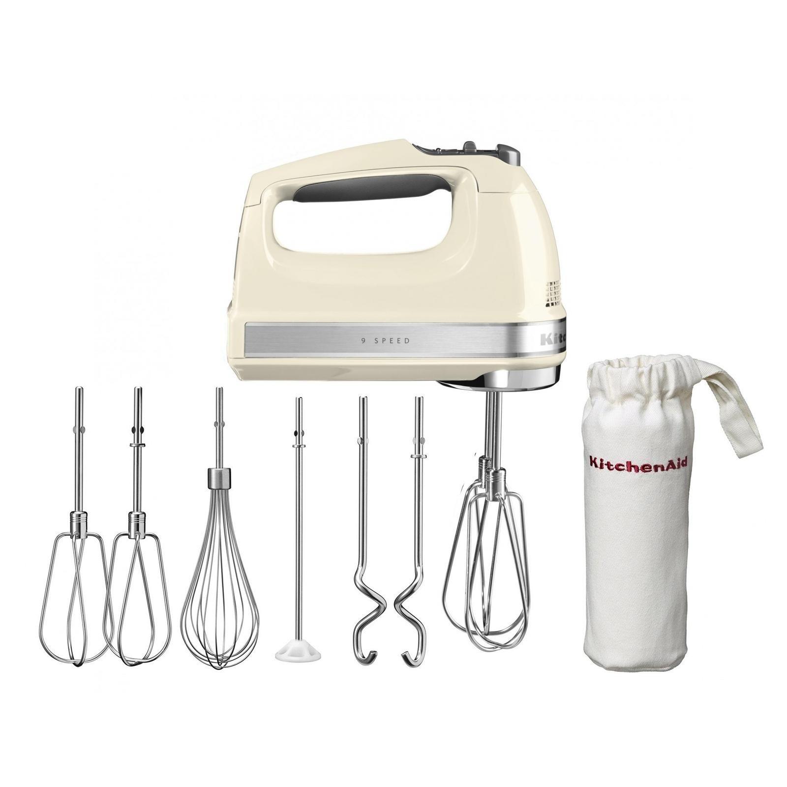 KitchenAid 5KHM9212 Hand Mixer