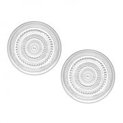 iittala - Set Kastehelmi Dessert Plate Set 2 Pieces
