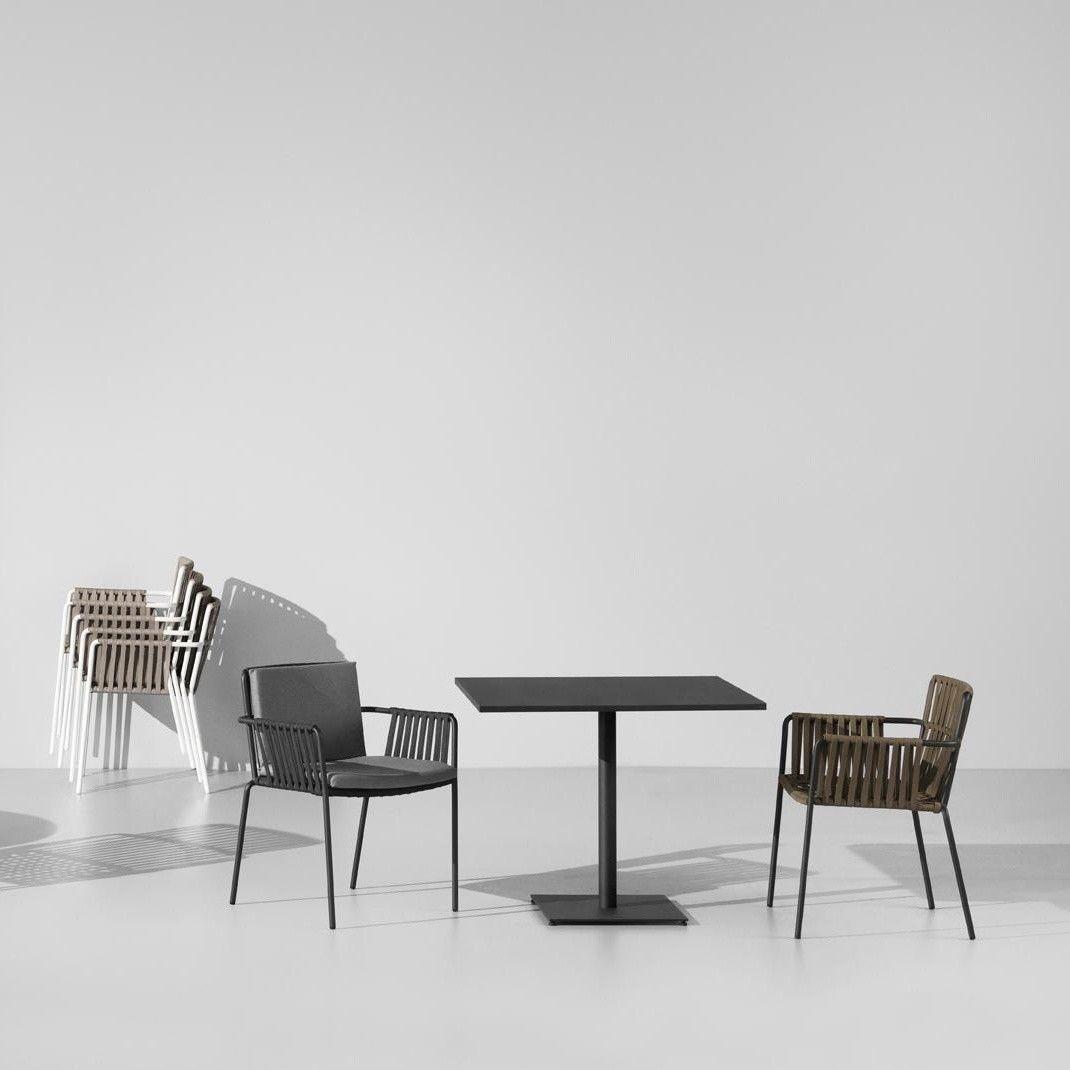 net bistro table kettal. Black Bedroom Furniture Sets. Home Design Ideas