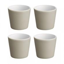Alessi - Tonale Espressotasse 4er Set