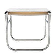 Cassina - Le Corbusier LC9 Bath Stool