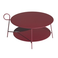 Driade - Table d'appoint rond Carmina