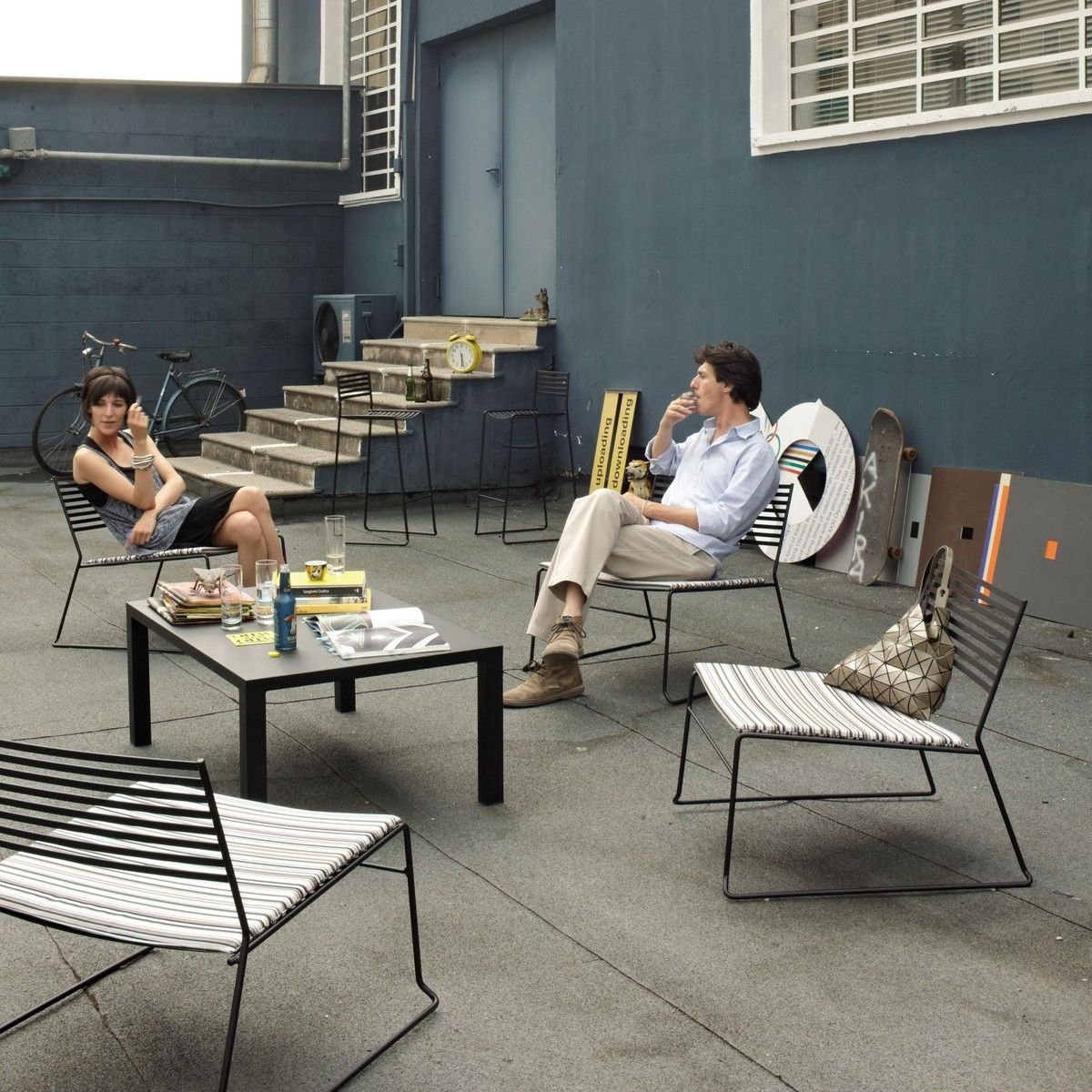 Lounge sessel terrasse  Aero 023 Lounge Sessel | emu | AmbienteDirect.com