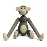 Kay Bojesen Denmark - Wooden Figurine Monkey Small Oak