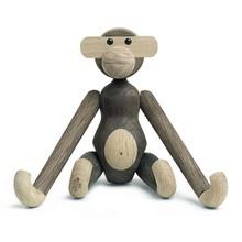 Kay Bojesen Denmark - Holzfigur Affe klein Eiche