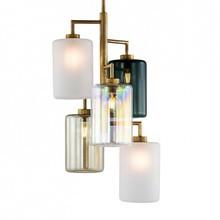 Brand van Egmond - Louise - Suspension avec cinq lanternes