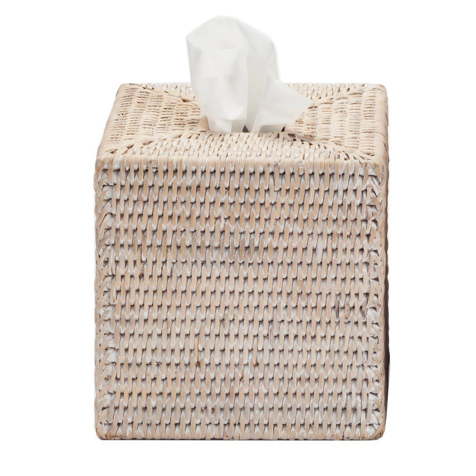 Decor Walther Basket KBQ Rattan Tissue Box