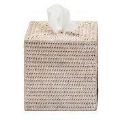 Decor Walther - Basket KBQ Rattan-Papiertuchbox