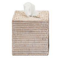 Decor Walther - Basket KBQ Rattan Tissue Box