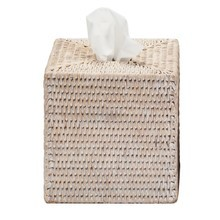 Decor Walther - Basket KBQ Rattan Tissue Box