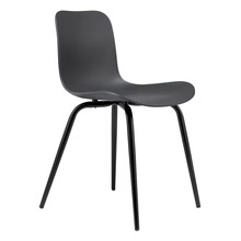 NORR 11 - Langue Avantgarde Dining Chair Frame Black