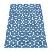 pappelina - Honey Teppich 70x100cm - blau/vanille
