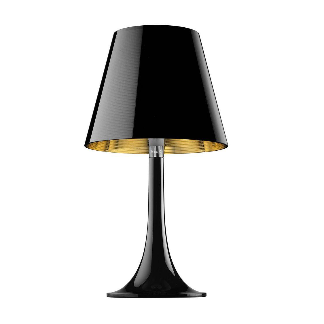 miss k lampe de table flos. Black Bedroom Furniture Sets. Home Design Ideas