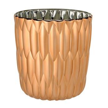 Kartell - Jelly Vase   - kupfer/Ø23.5cm/H 25cm