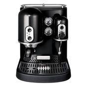KitchenAid - Artisan 5KES100 Espressomaschine - schwarz/Metall/Geringer Bestand!