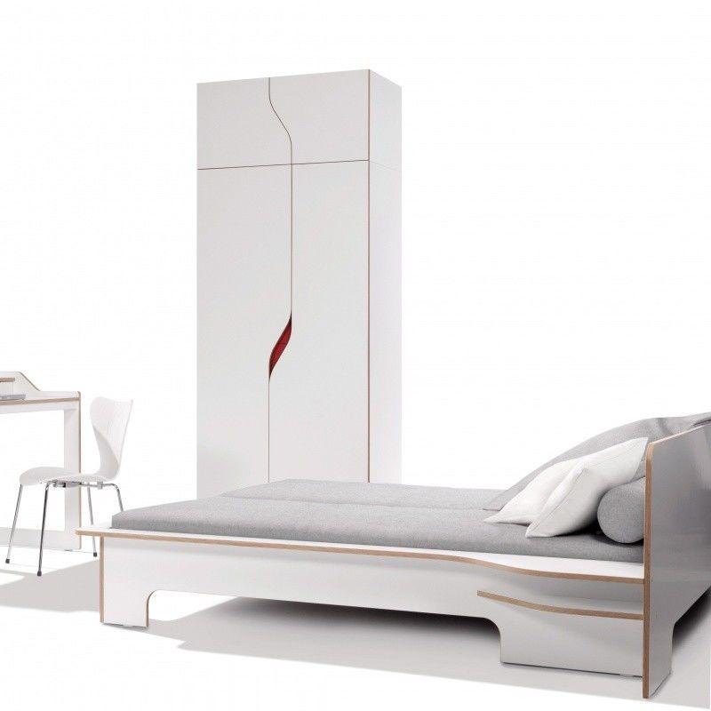 plane lit deux places m ller m belwerkst tten. Black Bedroom Furniture Sets. Home Design Ideas