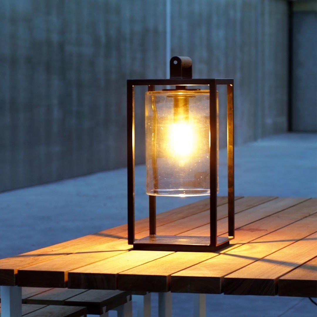 Dome Small Outdoor Garden Floor Lamp Royal Botania