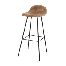 Gubi - Gubi 3D Bar Stool - Tabouret de bar