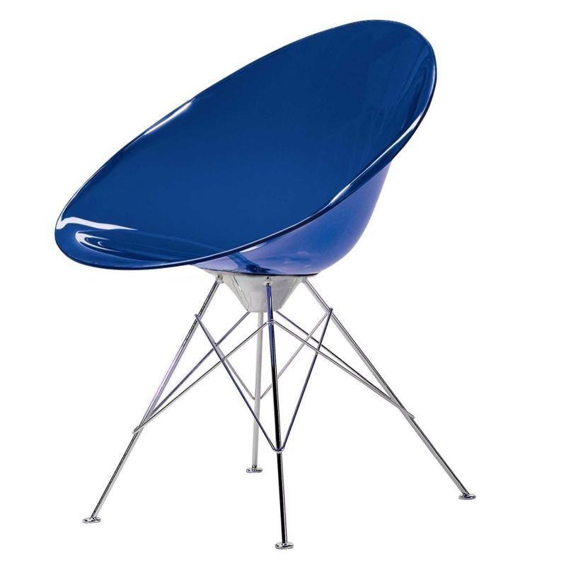 kartell ero s chair eiffel tower frame kartell. Black Bedroom Furniture Sets. Home Design Ideas