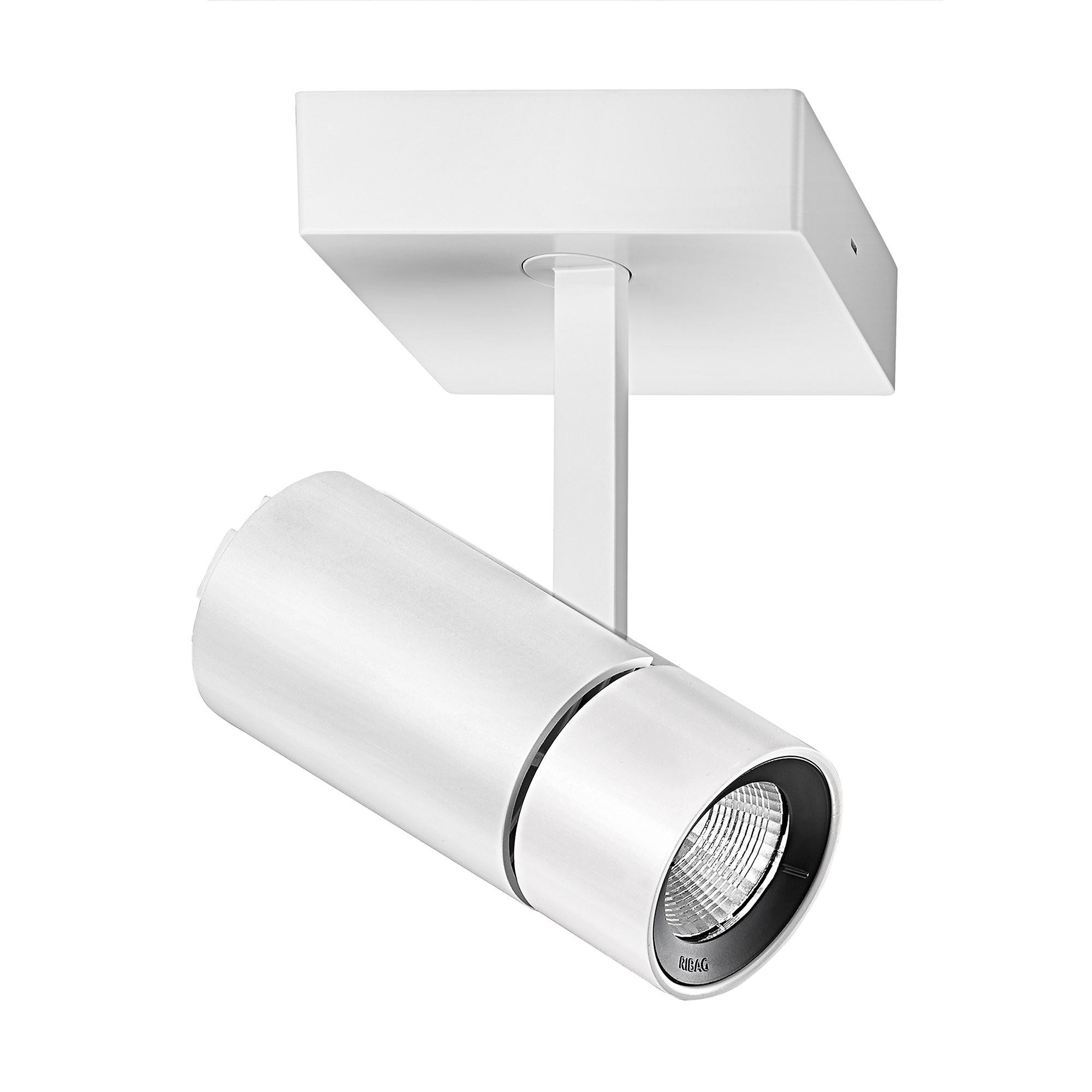 Ribag licht spyke led ceiling spot ambientedirect