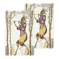 iittala - Tanssi Set Of 2 Tea Towels