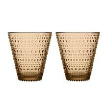 iittala - Kastehelmi Glass Set Of 2