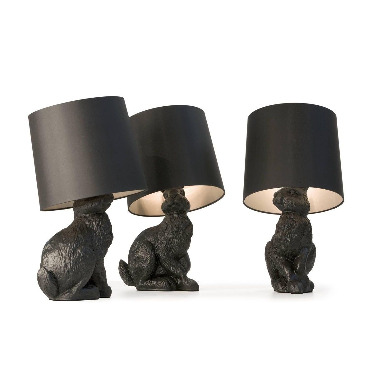 rabbit lamp tischleuchte moooi. Black Bedroom Furniture Sets. Home Design Ideas