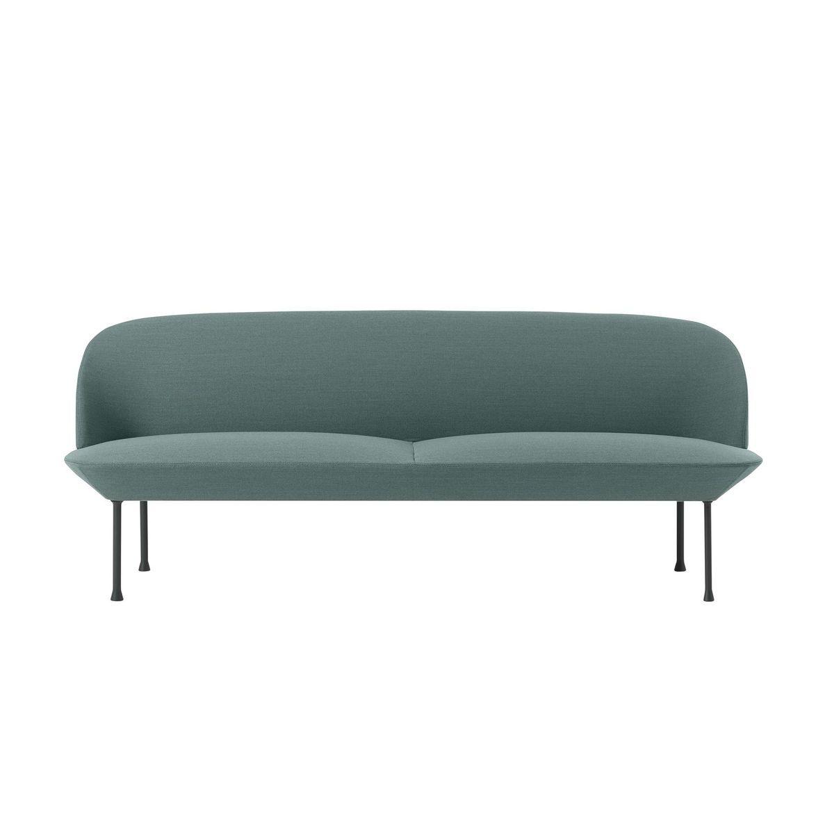 oslo 3 seater sofa muuto. Black Bedroom Furniture Sets. Home Design Ideas