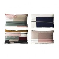 ferm LIVING - Colour Block Cushion 40x25cm