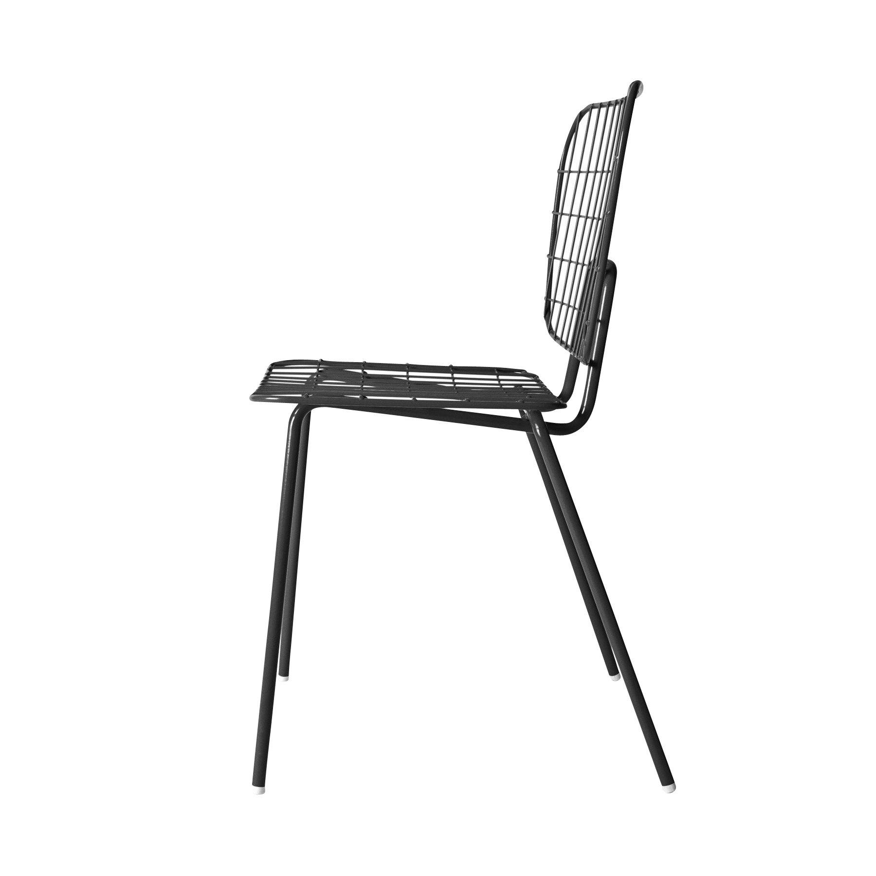 ... Menu   WM String Dining Chair   Black/for Indoor And Outdoor Use ...