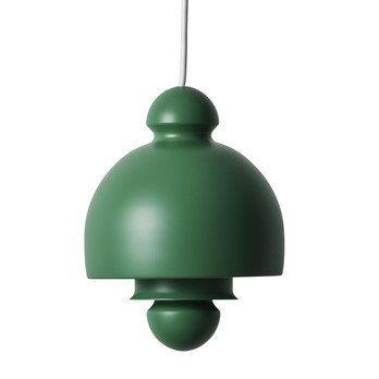 Le Klint - Antoni Pendelleuchte - kawo grün/lackiert/H 25cm/Ø 20cm/incl. LED/E27/800lm