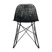 Moooi - Carbon Chair - black/plastics