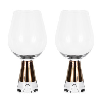 Tom Dixon - Tank Weinglas 2er Set
