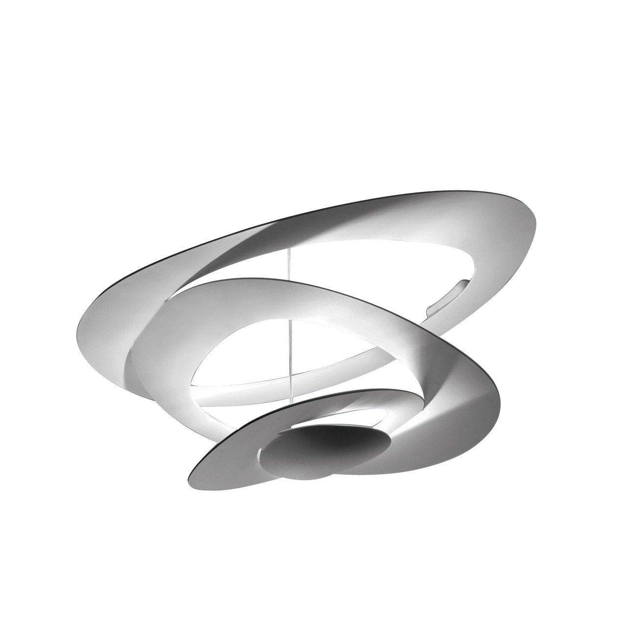 Schön Deckenleuchte Dimmbar Ideen Von Artemide - Pirce Led - Weiß/matt/dimmbar