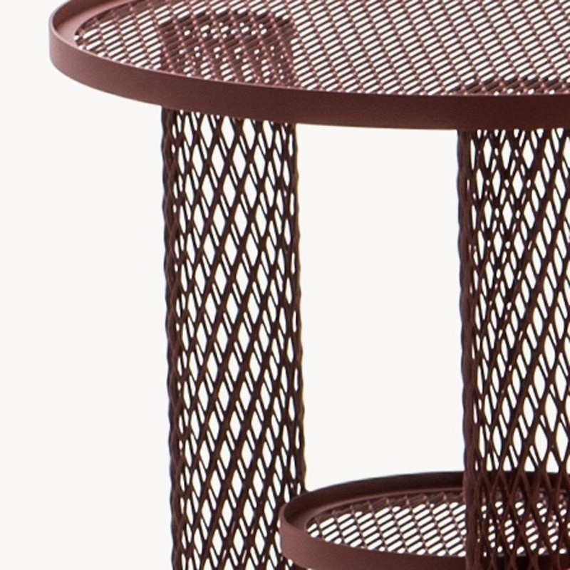 Moroso Net Side Table 216 40cm Ambientedirect