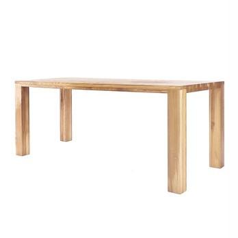 ADWOOD - Loft Massivholz Esstisch - Asteiche/geölt matt/Größe 1/180x90cm