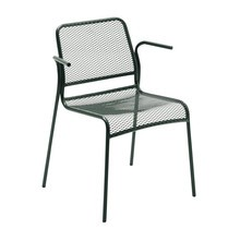 Skagerak - Chaise de jardin avec accoudoirs Mira