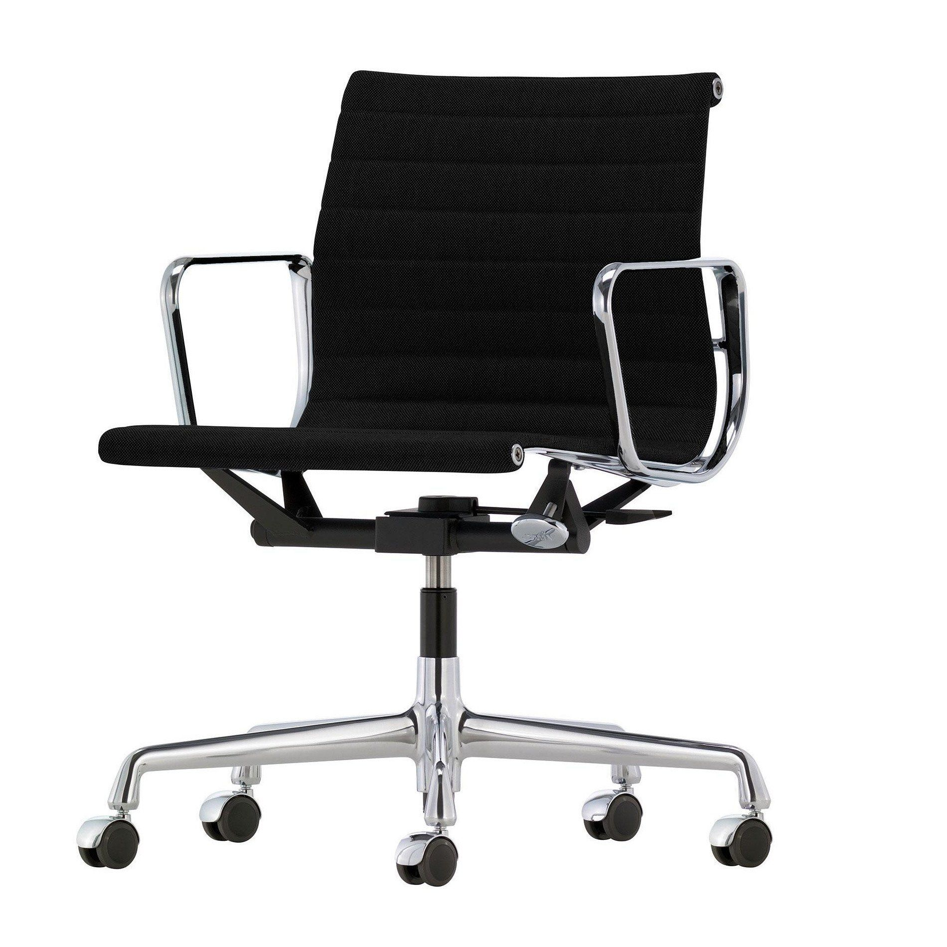 ea 117 alu chair b rostuhl gestell verchromt vitra. Black Bedroom Furniture Sets. Home Design Ideas
