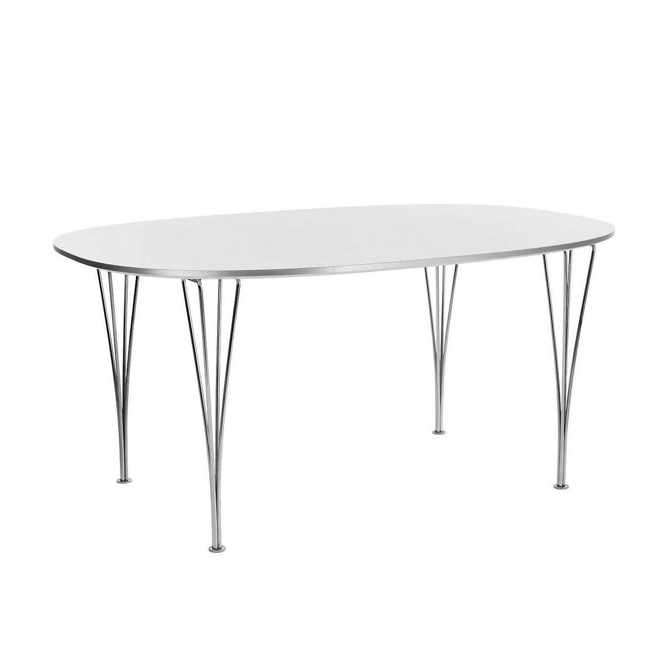Fritz Hansen B613 Super Elliptischer Tisch 180cm Ambientedirect
