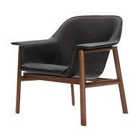 ClassiCon - Sedan Lounger Chair Leather