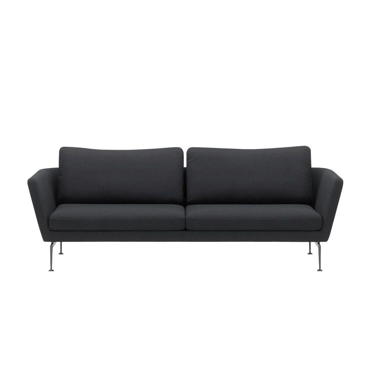 suita citterio 3 seater sofa vitra. Black Bedroom Furniture Sets. Home Design Ideas